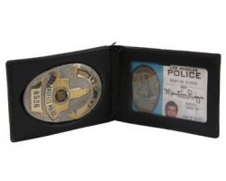 Mel Gibson Lethal Weapon 3 LAPD ID and Badge