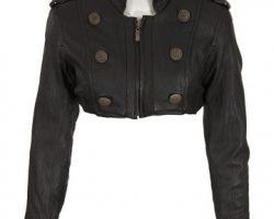 Dania Ramirez Leather Bolero Jacket from X-Men The Last Stand