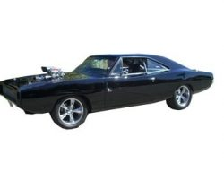 Vin Diesels 1969 Dodge Charger from Fast and Furious 4