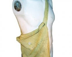 Gone with the Wind Screen Used Canteen and Sack