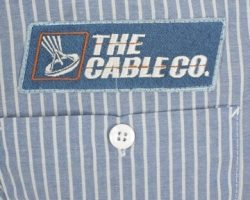 "Ernie ""Chip"" Douglas Work Shirt from The Cable Guy"