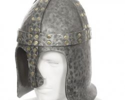Matthew Broderick Medieval Helmet from The Cable Guy