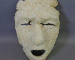 Warehouse 13 Screen Used Soddom And Gomorrah Salt Mask Artifact Prop Ep 417