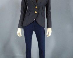 Warehouse 13 Hg Wells Jaime Murray Screen Worn Smythe Copine Jacket Pants Ep 212