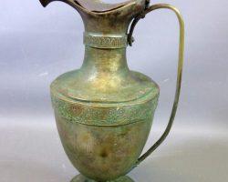 Warehouse 13 Screen Used Pompeii Amphora Artifact Prop Ep 416