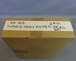 Warehouse 13 Screen Used Mary Mallon Butcher Knife Artifact Prop Ep 302