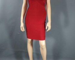 Warehouse 13 Myka Bering Joanne Kelly Screen Worn Herve Leger Dress Ep 204