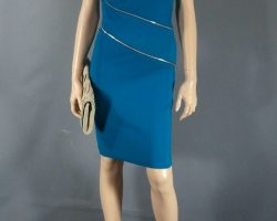 Warehouse 13 Myka Joanne Kelly Screen Worn Dina Barel Dress and Clutch Ep 208