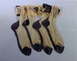 Warehouse 13 Screen Used Mata Hari Stockings Shard and Apple Knick Knacks Artifact