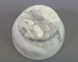 Warehouse 13 Screen Used Rhodes Bowl Artifact Prop Ep 407