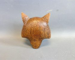 Warehouse 13 Screen Used Wooden Animal Carving Artifact Prop Ep 410