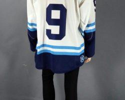 Warehouse 13 Myka Bering Joanne Kelly Screen Worn Hockey Jersey and Pants Ep 405
