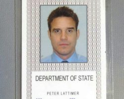 Warehouse 13 Pete Lattimer Eddie Mcclintock Screen Used Special Id Set Multi Eps