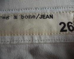 Warehouse 13 Hg Wells Jaime Murray Screen Worn 868 Shirt and Rag and Bone Pants S2