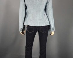 Warehouse 13 Myka Joanne Kelly Screen Worn Jacket Hugo Boss Shirt and Paige Pants