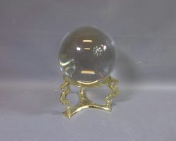 Warehouse 13 Screen Used Crystal Ball Prop Episode 503