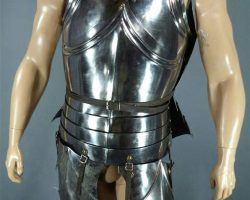 Warehouse 13 Pete Lattimer Eddie Mcclintock Screen Worn Knight Armor Ep 503