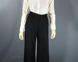 Warehouse 13 Hg Wells Jaime Murray Screen Worn Helmut Lang Blouse Pants 201
