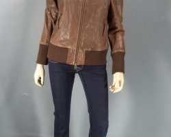 Warehouse 13 Myka Joanne Kelly Screen Worn Mackage Jacket True Religion Pants