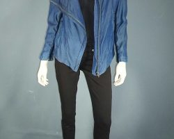 Warehouse 13 Myka Joanne Kelly Screen Worn Helmut Lang Jacket Shirt and Pants 309