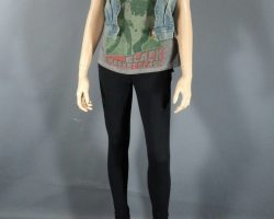 Warehouse 13 Claudia Allison Scagliotti Screen Worn Vest Shirt Pants Shoes