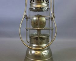 Warehouse 13 Screen Used Antique Courrieres Miners Lantern Artifact Prop Ep 412