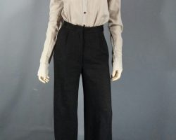 Warehouse 13 Hg Wells Jaime Murray Screen Worn Blouse and Pants Ep 305