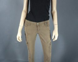Warehouse 13 Myka Bering Joanne Kelly Screen Worn Holden Shirt and Paige Pants