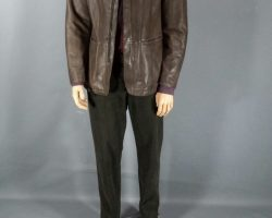 Warehouse 13 Prof Sutton James Marsters Screen Armani Jacket Shirt Pants and Shoes