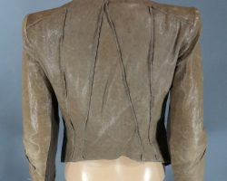 Warehouse 13 Hg Wells Jaime Murray Screen Worn Helmut Lang Jacket Ep 415