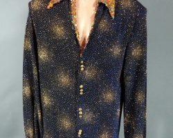 Warehouse 13 Val Preston Steve Valentine Screen Worn Magician Costume Ep 414