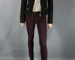 Warehouse 13 Myka Bering Joanne Kelly Screen Worn Coat Shirt and Pants Ep 419
