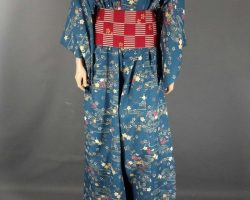 Warehouse 13 Myka Joanne Kelly Screen Worn Kimono Smock and Accessories Ep 405