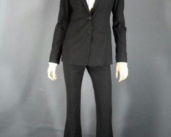 Warehouse 13 Myka Joanne Kelly Screen Worn Hugo Boss Blazer Gucci Shirt and Pants