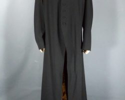 Warehouse 13 Brother Adrian Brent Spiner Screen Worn Priest Robe Ss 4