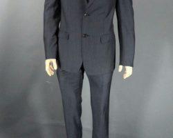 Warehouse 13 Steve Jinks Aaron Ashmore Screen Worn Z Zenga Suit and Shirt Ep 301