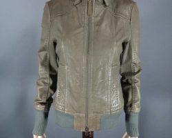 Warehouse 13 Myka Joanne Kelly Screen Worn Mackage Leather Jacket Ep 206 and 207