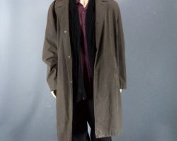 Warehouse 13 Artie Saul Rubinek Screen Worn Coat Vest Shirt Pants and Hat Ep 418