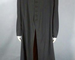Warehouse 13 Brother Adrian Brent Spiner Screen Worn Bloody Priest Robe Ep 401