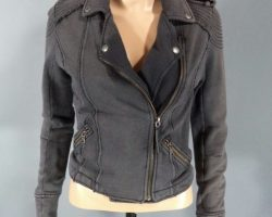 Warehouse 13 Claudia Allison Scagliotti Screen Worn Diesel Jacket and Boots Ep 418