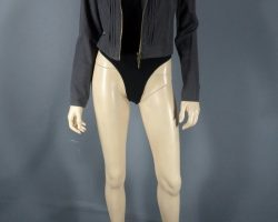 Warehouse 13 Claudia Allison Scagliotti Screen Worn Jacket Leotard and Boots 310