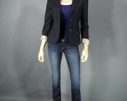 Warehouse 13 Claudia Allison Scagliotti Worn Jacket Shirts Pants and Boots Ep 207