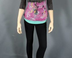 Warehouse 13 Claudia Allison Scagliotti Screen Worn Jacket Shirts and Pants Ep 205
