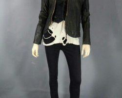 Warehouse 13 Claudia Allison Scagliotti Screen Worn Jacket Vest Shirt and Pants