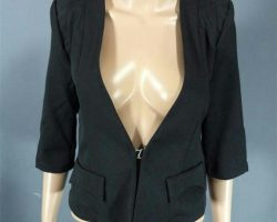 Warehouse 13 Claudia Allison Scagliotti Screen Worn Stunt Angel Eye Blazer Shirt