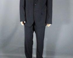 Warehouse 13 James Macpherson Roger Rees Screen Worn Suit Shirt Prada Shoes 411