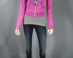 Warehouse 13 Claudia Allison Scagliotti Screen Worn Sweatshirt Shirt and Pants 201
