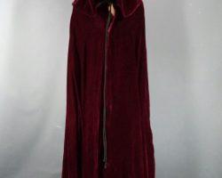 Warehouse 13 Charlotte Dupres Polly Walker Screen Worn Cloak Ep 417