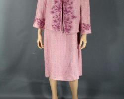 Warehouse 13 Mrs Frederic Cch Pounder Screen Worn Dress Suit and Shoes Ep 312