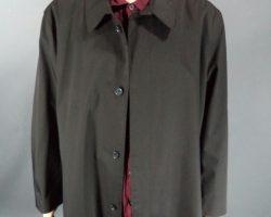 Warehouse 13 Artie Nielsen Saul Rubinek Screen Worn London Fog Coat and Shirt 209